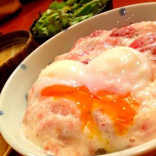 海鮮塩ユッケ丼(遊魚 和田丸)