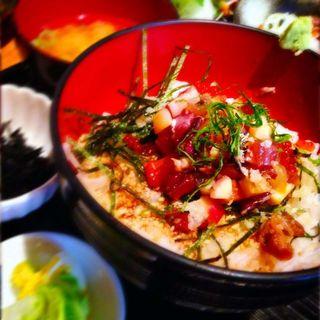 漁丼(道玄坂 漁)