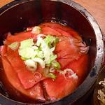 みわ屋 ローストビーフ丼(美味旬菜 )