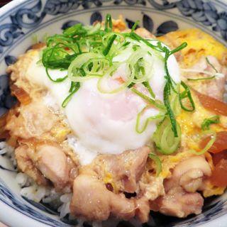 親子丼(饂飩 きち )