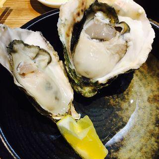 3種の牡蠣盛り(かき鐵 (カキテツ))