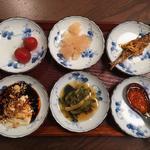 前菜6種盛り(中国料理MASUKI)