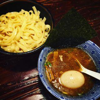 味玉つけ麺 並盛り(つけ麺 岩 )