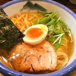 柚子塩らーめん(AFURI 三軒茶屋 (阿夫利 あふり))