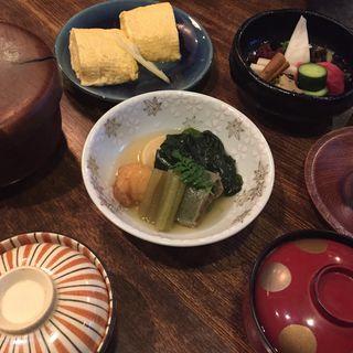 水菜(丸太町十二段家 (まるたまちじゅうにだんや))