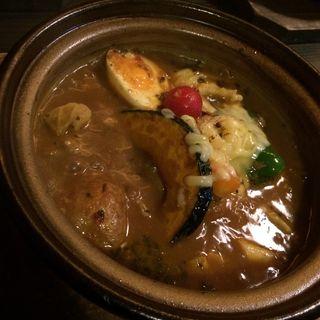 チキンカリー(ばぐばぐ 原宿店 )