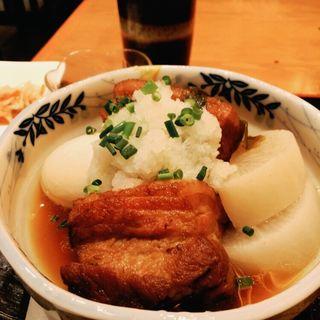 豚角煮(名物家 田町店 )
