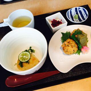 お昼のとうふ料理コース(京とうふ藤野本店/TOFU CAFE FUJINO (キョウトウフフジノトウフカフェフジノ))