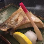 はまちカマ塩焼き(双葉寿司 三宮店 (ふたばずし))