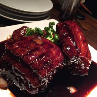 豚の角煮(黒猫夜 (クロネコヨル))