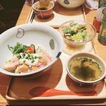 マグロの柚子こしょうタルタル(マルモキッチン 京都ポルタ店 )