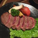 和牛赤身の熟成肉