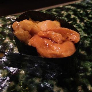 雲丹(鮨しののめ)
