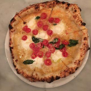 マルゲリータ・ドゥオーロ(Pizzeria Azzurri)