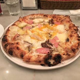 ビスマルク(Pizzeria Azzurri)