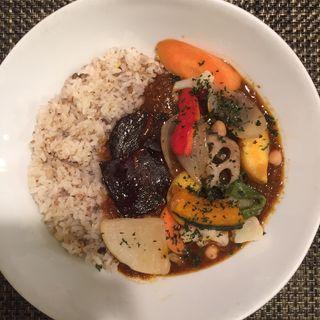 フレンチカレー(+野菜)(フレンチカレー SPOON)