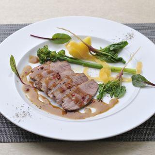 豚肉のグリル(SHUHARI CASA)