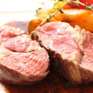 和牛のグリル(ブラッスリー・アルル (Brasserie Arles))
