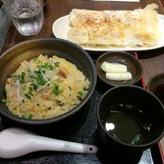 炒飯セット(赤坂ちびすけ OOTEMORI店 )