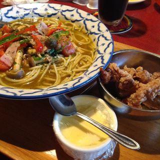 週替わり麺ランチ(パスタ)(スタンレーマーケット)