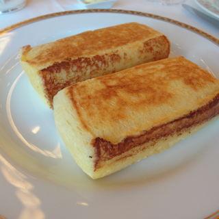 フレンチトースト(オーキッドルーム)