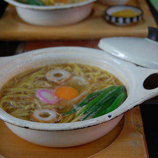 鍋焼きラーメン(なかがわ)
