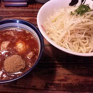 カラネギつけ麺(麺屋 久兵衛)
