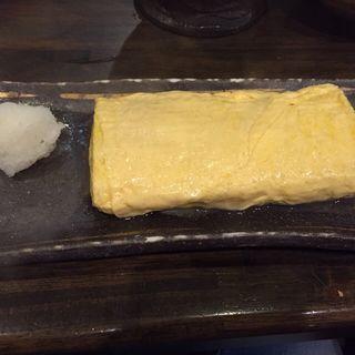出し巻き卵(居酒屋 あんじ 烏丸六角店 )