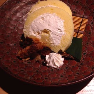 料理平のロールケーキ(川村料理平)