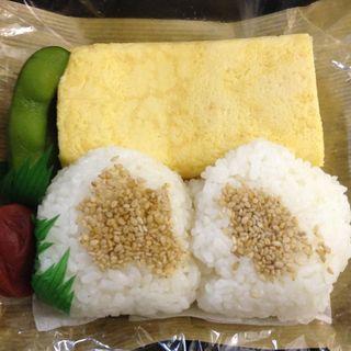 だし巻き弁当(米屋のおにぎり屋 菊太屋米穀店 ジェイアール新大阪駅店 )