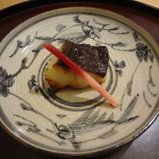 銀鱈の西京焼き(日本料理太月)