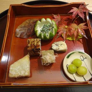 八寸(日本料理太月)