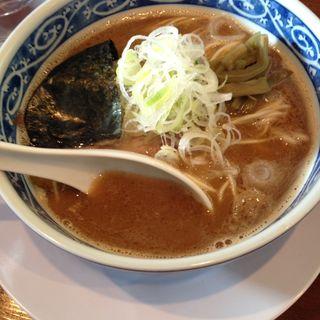 醤油ラーメン(麺屋 八 )