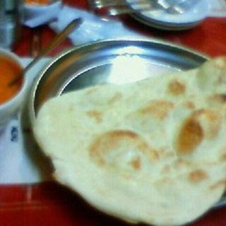 バターチキンカレー(インド料理 神戸マハル)
