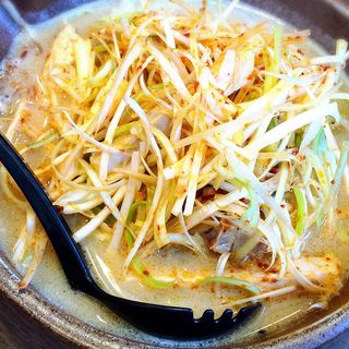 信州味噌肉ネギラーメン(麺屋壱正 小牧店 )