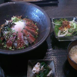 肥後の赤牛丼(KUMAMOTODining×あざみ)