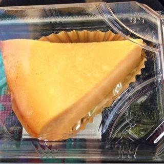 チーズケーキ カット(mammies an sourire)