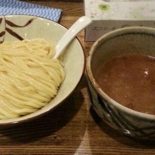 濃厚鶏つけ麺(新橋 纏)