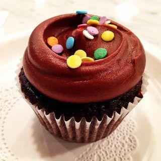 チョコレートカップケーキ(マグノリアベーカリー表参道)