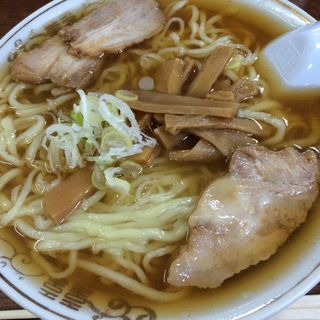 中華そば(森田屋総本店)