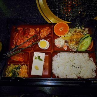 カルビ定食(大門 赤穂店)