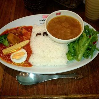 ムーミンライスプレート(ムーミン ベーカリー&カフェ 東京ドームシティ ラクーア店)