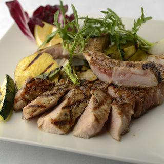 豚肉のグリル(Bar&Grill RIPOSO)
