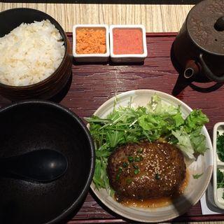 日替りおかず膳(茶らく 東京駅キッチンストリート店 (ちゃらく))