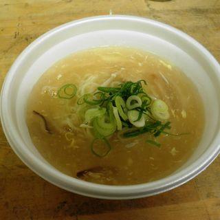 ふかひれラーメン(鮫麺屋)