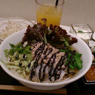 ゴマのフォー (GINZAセット)(Com Pho プランタン銀座店 (コムフォー))