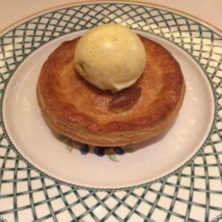 アップルパイ(銀座ぶどうの木 )