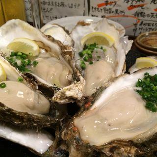 生牡蠣(串遊海鮮かいり)