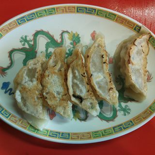 餃子(神戸中華そばもっこす 谷上店)