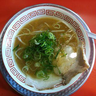 ミニラーメン(神戸中華そばもっこす 谷上店)